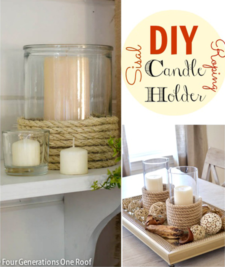 DIY Home Decor: 5 Awesome Projects | Decorating Files | #diy #diyhomedecor #homedecorporjects