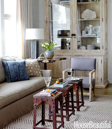 10 Creative Ideas for Coffee Tables | Decorating Files | #coffeetables