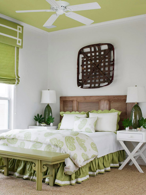 Decorating Room Ideas: Bedroom Decorating Ideas: What To Hang Over The Bed