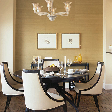 Everything Gold is New Again: Decorating with Gold Accents