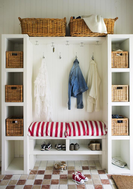 Mudrooms: 10 Spaces That are Functional and Fabulous
