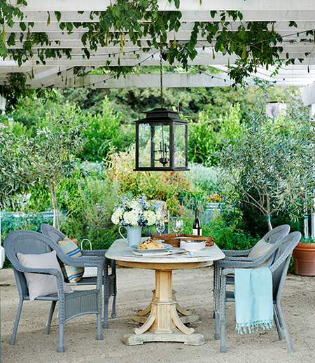 Outdoor Dining Room: Outdoor Dining Rooms For Inspired Alfresco Entertaining