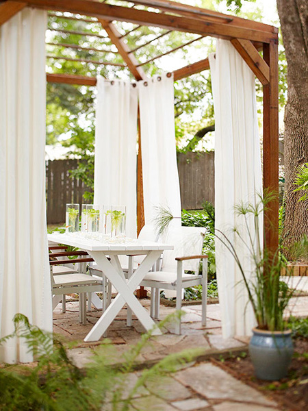 Outdoor Dining Rooms For Inspired Alfresco Entertaining