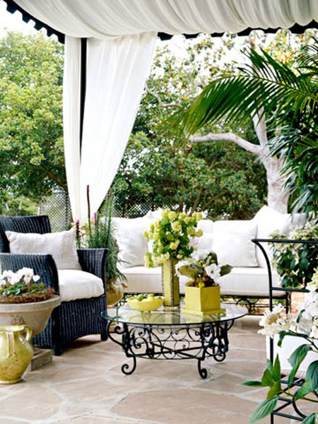 Patio Ideas For Chic Summer Style The Decorating Files