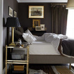 Bedroom Design with a Masculine Vibe | Decorating Files | #masculinedesign #masculinebedroom #bedroom