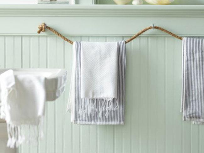 Towel Racks 10 Fun And Functional Alternatives The