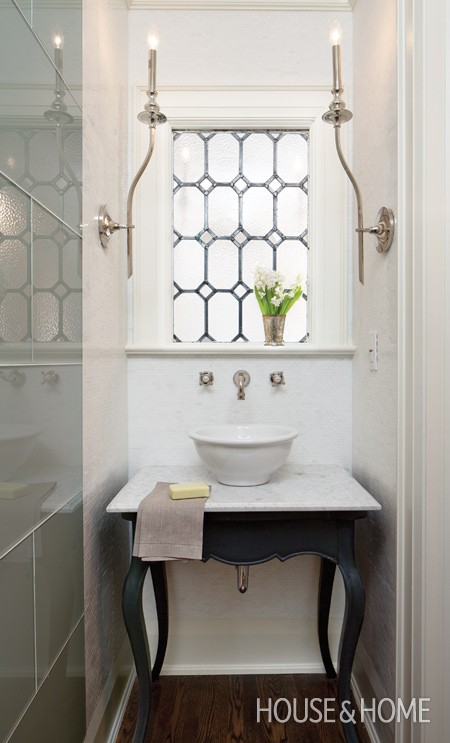 10 bathroom vanities with creative flair - Unique bathroom vanities for small spaces ...