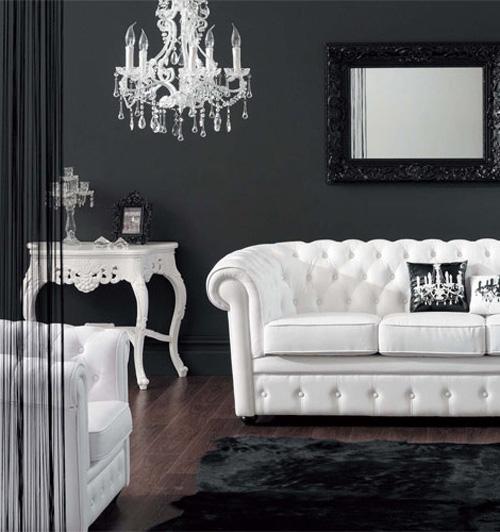 rococo style interior design - photo #27