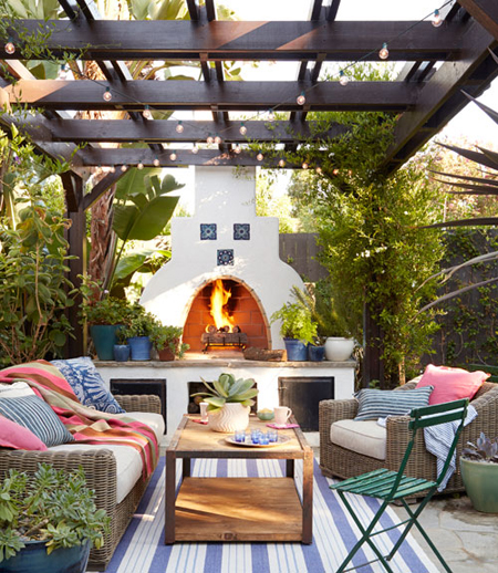 Home Design Ideas Outside: Home Tour: Rustic California Bungalow