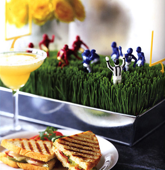 25 super bowl party ideas the decorating files for Super bowl party items