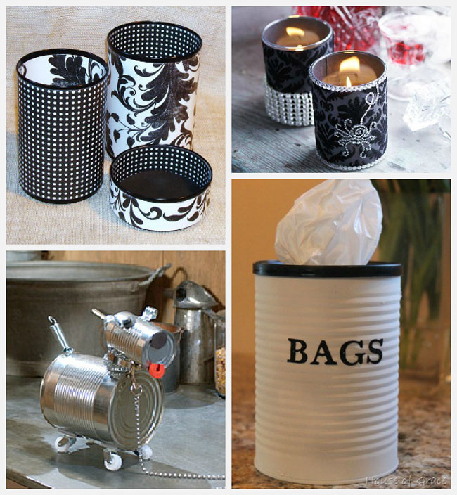 tin can craft ideas tin can crafts 22 ideas that are thrifty and 5585