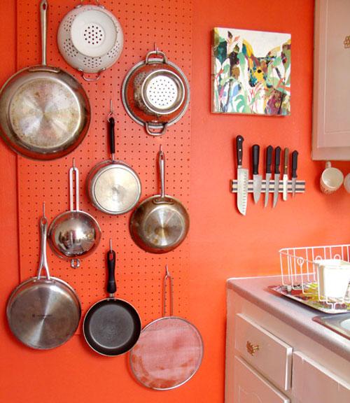 Diy Pot Rack Ideas Everyday Items Can Become Cool Racks