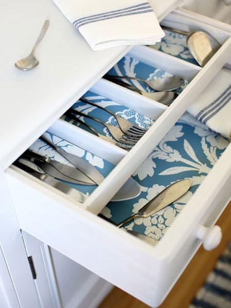 Projects Using Wallpaper More Thrifty Diy