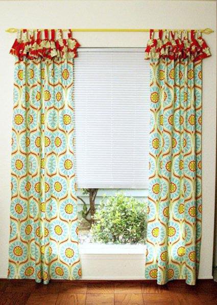 Unique DIY Curtains: 5 Amazing Budget-Friendly Tutorials IS23