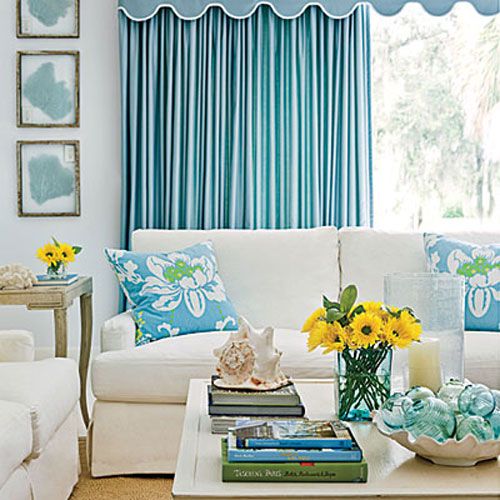 Blue Room: Blue Rooms: Tour A Florida Home With Enduring Charm