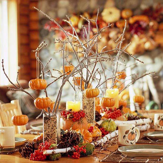 Thanksgiving Table Settings Pinterest: Tabletop Tuesday: Thanksgiving Table Settings