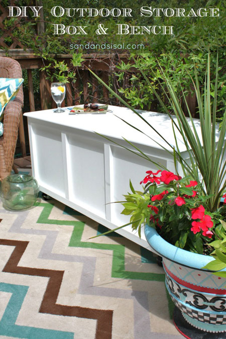 Diy Outdoor Projects To Celebrate Summer