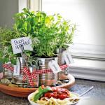 10 Indoor Herb Garden Ideas